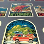 Wyoming Stickers Take Top Honors at ADCD Show
